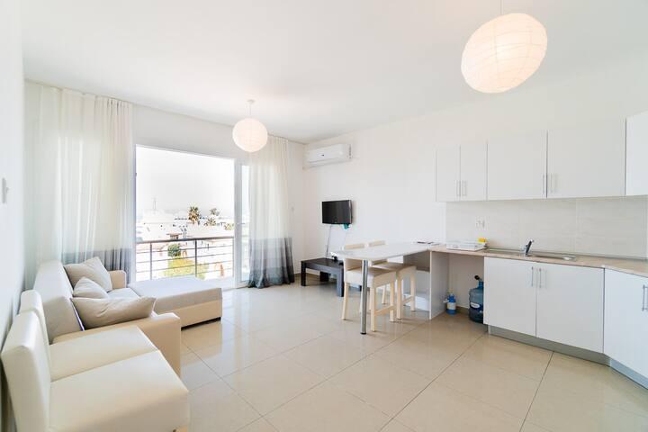Апартаменты с замечательным видом в Lapta Sel!
