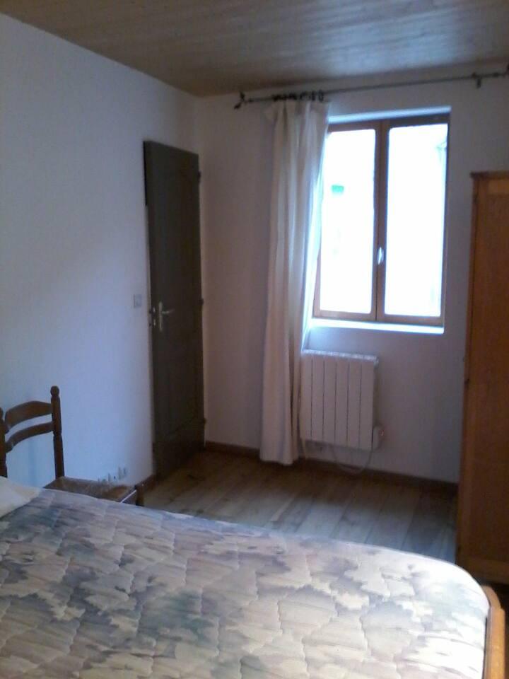Maison de village deux chambres