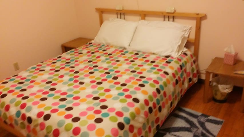 Chittenango Falls: Bedroom 2 at RidgeView! - Cazenovia - Casa