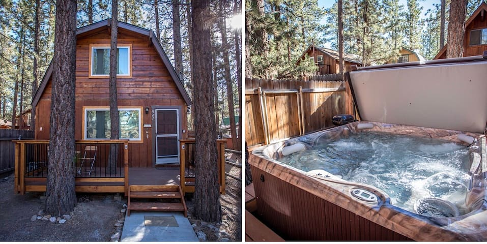Just Right - 2 Bed, Sleeps 8 With Hot Tub