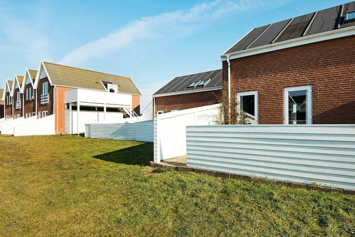 Spacious Holiday Home in Rømø with Swimming Pool