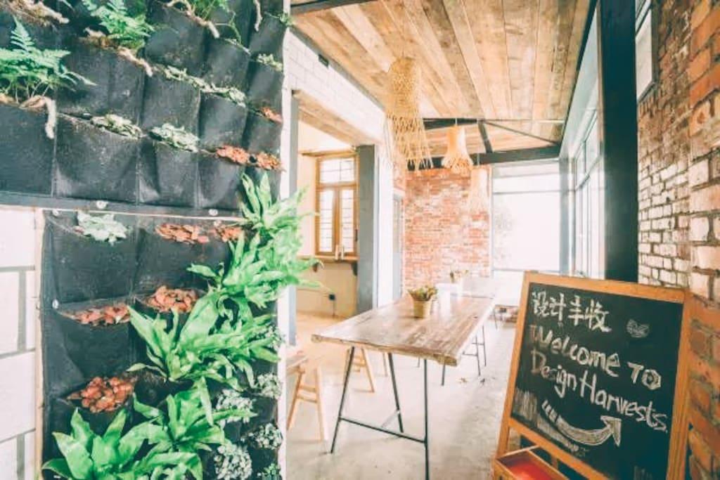 一楼餐厅(dinning room)