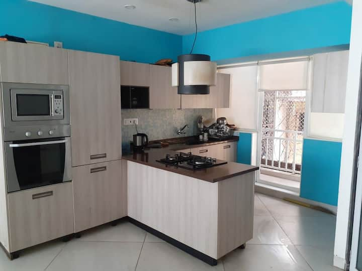 1BHK in a standalone property
