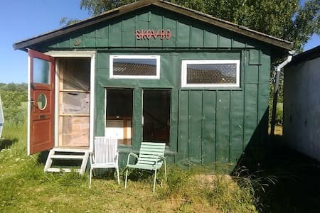Summer shed. - Pis