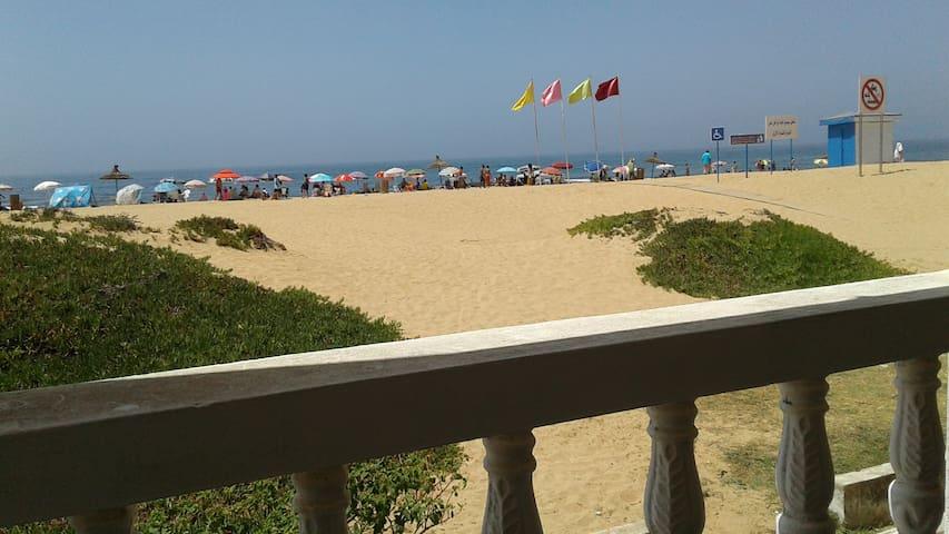 Ocean Front Beach Villa