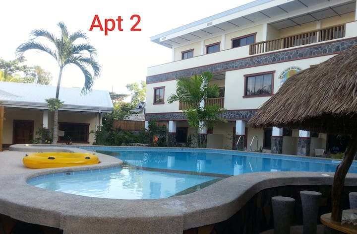 ALONA BEST 1BR Bungalow,BEST OFFER- BEST LOCATION