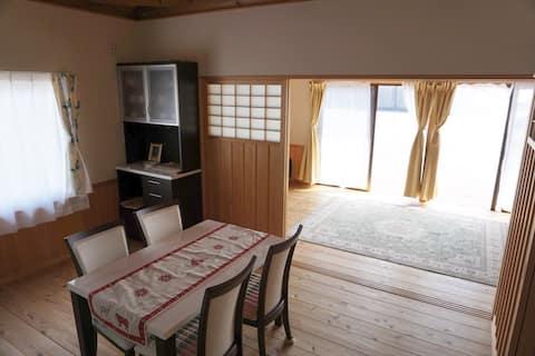 Bright room in Shimanto