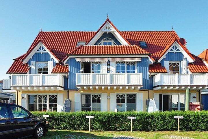 Ferienwohnung/App. für 3 Gäste mit 45m² in Zingst (21763)