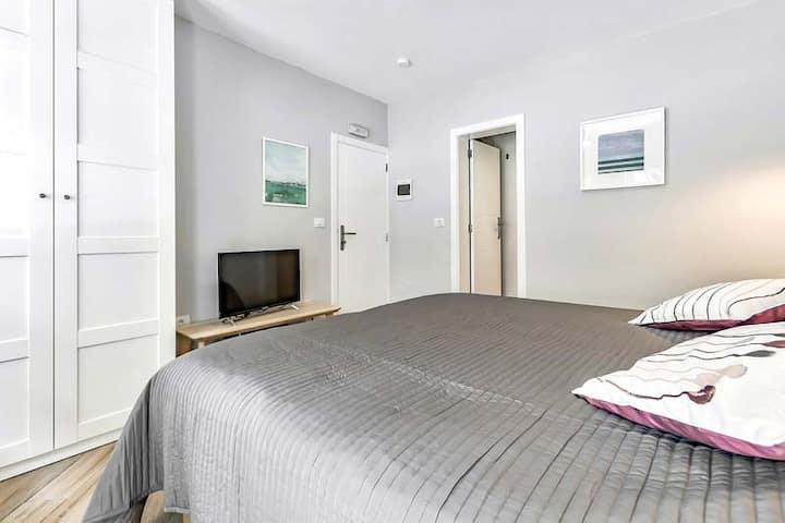 habitacion  doble standart sin cosina