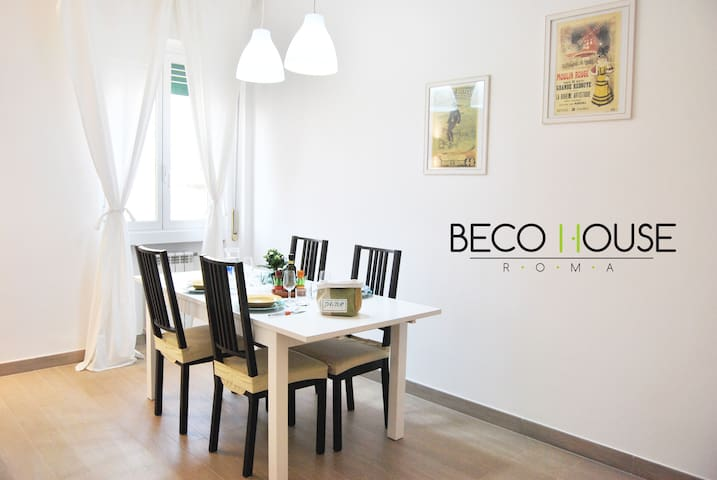 Beco House #2 - Rom - Hus