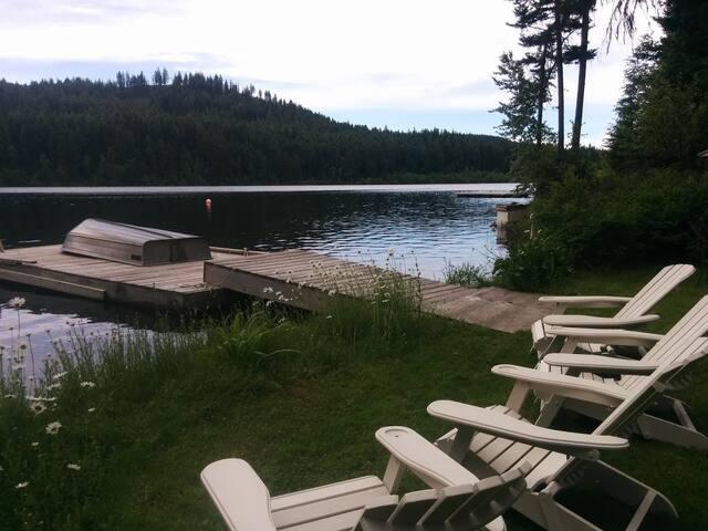 Heffley Lake Retreat