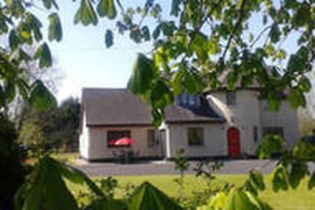 Bunratty.Clare.Ireland.Turret Lodge-Self Catering - New Market on Fergus