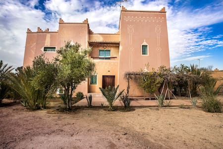 Ouarzazate - Beautiful house on the lac