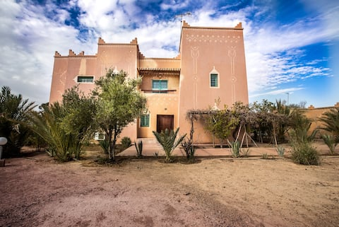 Ouarzazate - Beautiful house on the lac