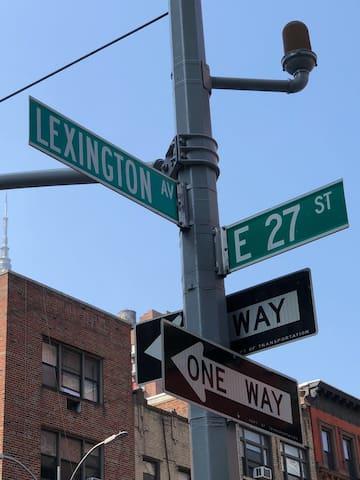 New York City Manhattan Midtown Convenient Place
