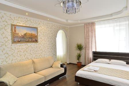 Апартаменты на Ленинградской 79 - 沃洛格達(Vologda)