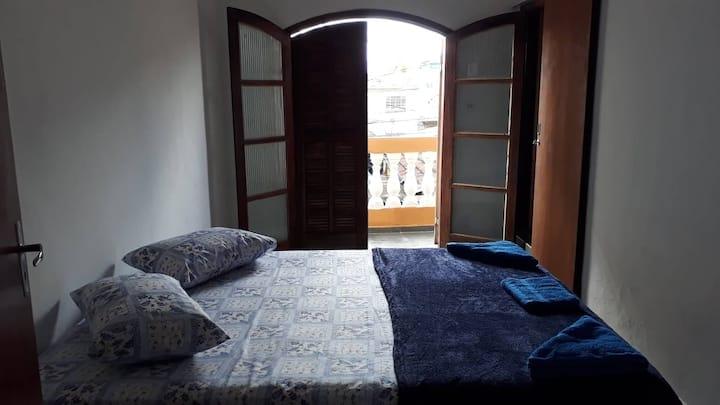 Apartamento para 10 pessoas próximo a Basílica