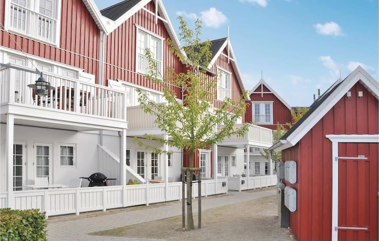 Holiday apartment with 3 bedrooms on 130m² in Gråsten