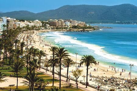 AB-Home Apartments, duplex 200 mts to the beach 0A - Son Servera