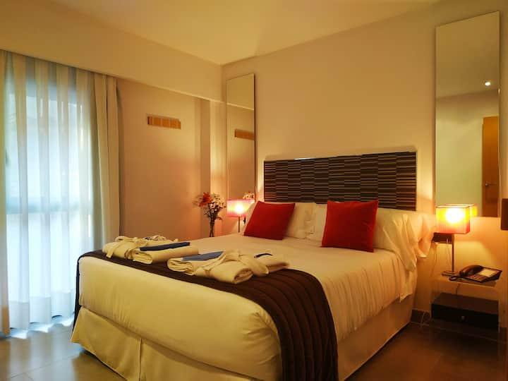 Cómoda habitación privada 1