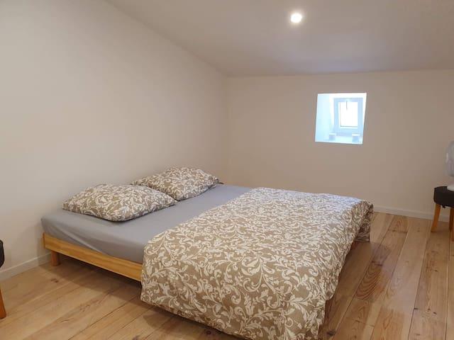 Chambre lit (160).