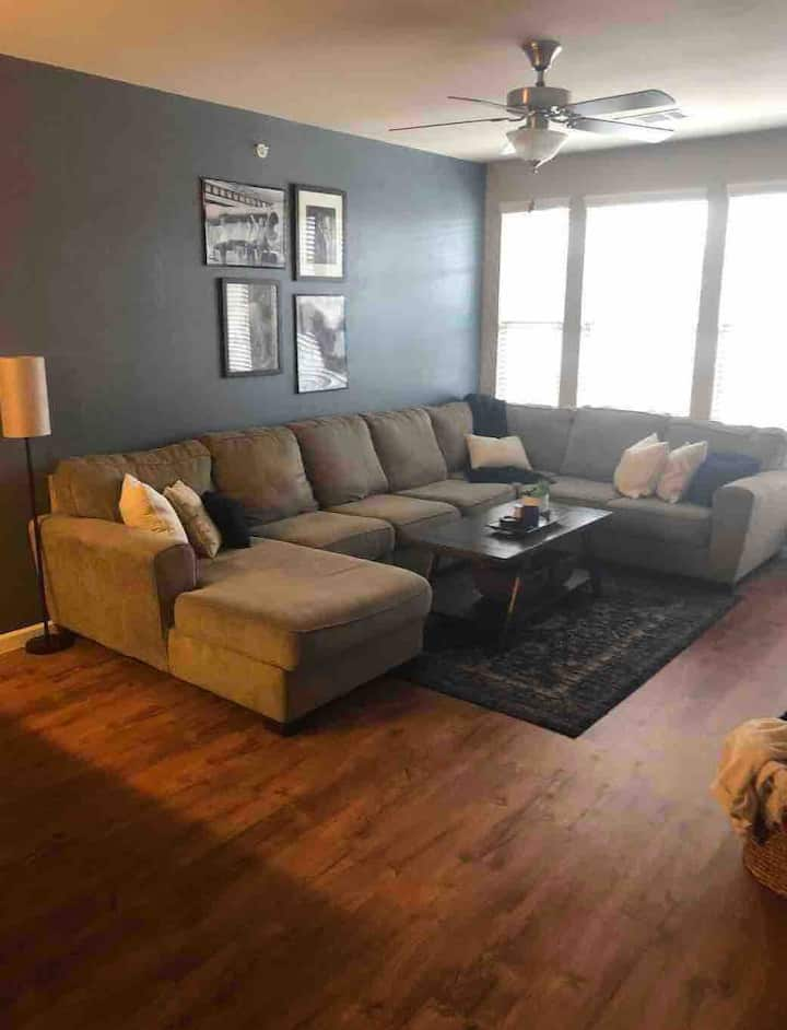 Cute 1BD in heart of Waco, 10 mins from everything