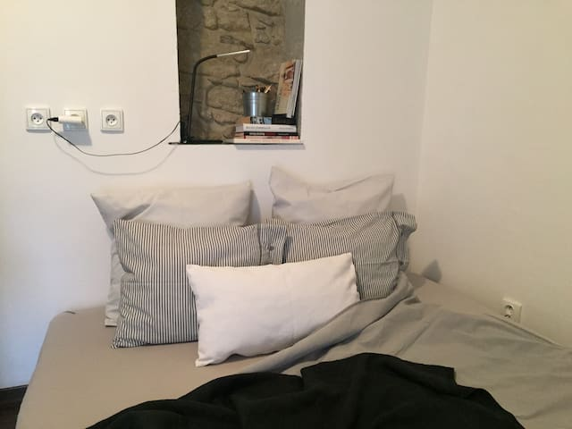 Charming tranquil studio in the heart of KutnaHora
