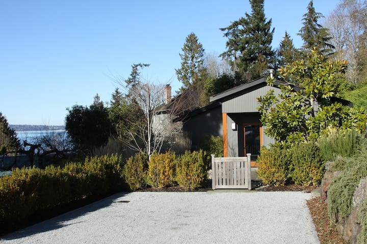 Private guest house overlooking Lake Washington - Mercer Island - Guesthouse