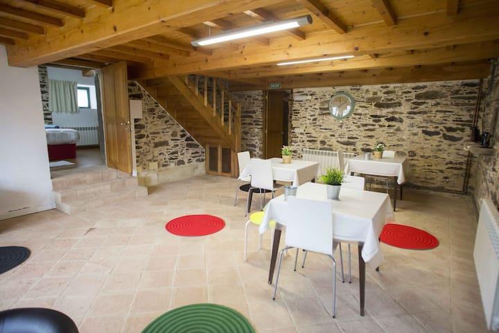 Casa da Fonte a 10 minutos d Santiago d Compostela