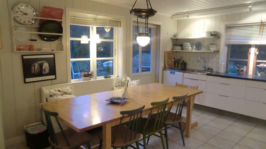 Privat hus på vakre, solfylte Sydkoster - Sydkoster