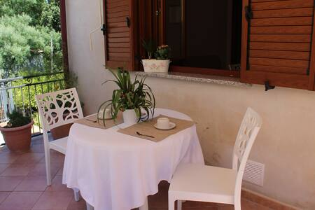 Flat with balcony in south of Italy - Stella Cilento
