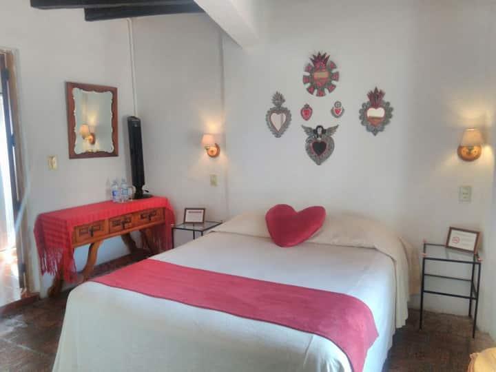Secreto de Amor Suite con vistas unicas de Taxco