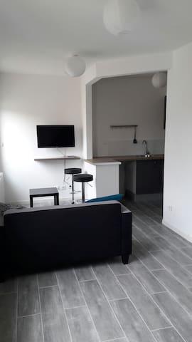 appart (1) a cinq mins du centre - Périgueux - Lägenhet