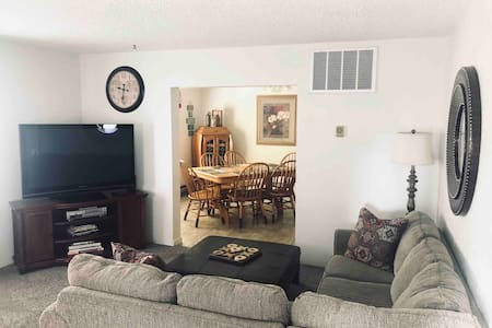Cozy Cute & Clean Home near LCSC, Rivers & Parks