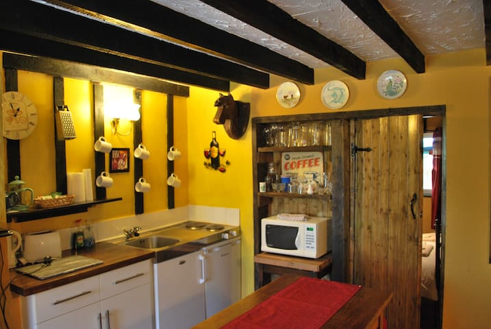 THE BYRE - Cottages Sleeping 4 people