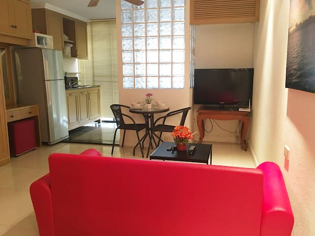 CV508 - Cosy Studio on Old Town  - Chiang Mai - Apartment