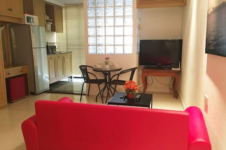 CV508 - Cosy Studio on Old Town  - Chiang Mai - Appartement