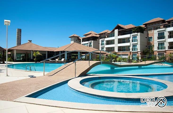 Luxury two-story penthouse near Beach Park.