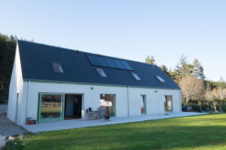 Sorcha - Highland - Huis
