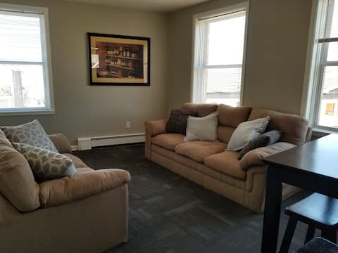 Updated Apartment in a Quaint Small Town