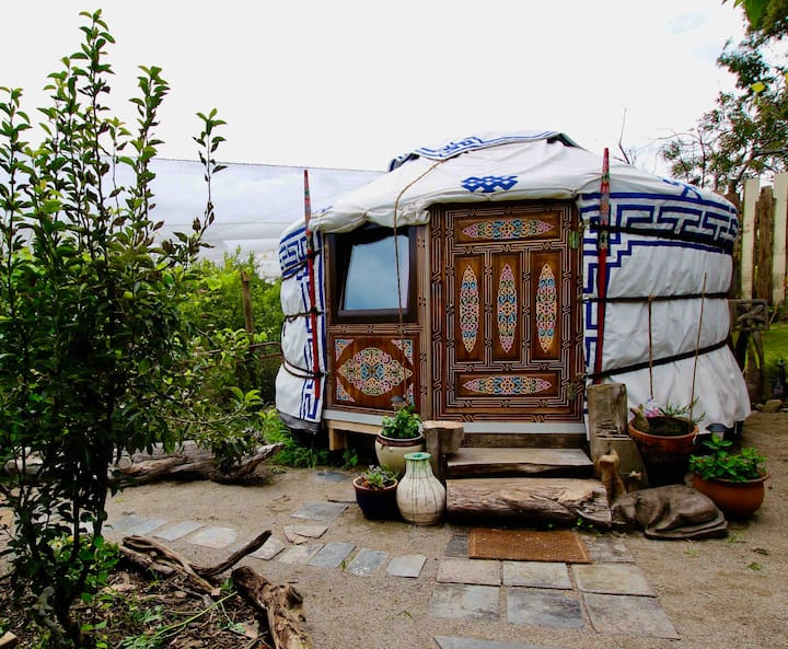 Red Hill Yurt