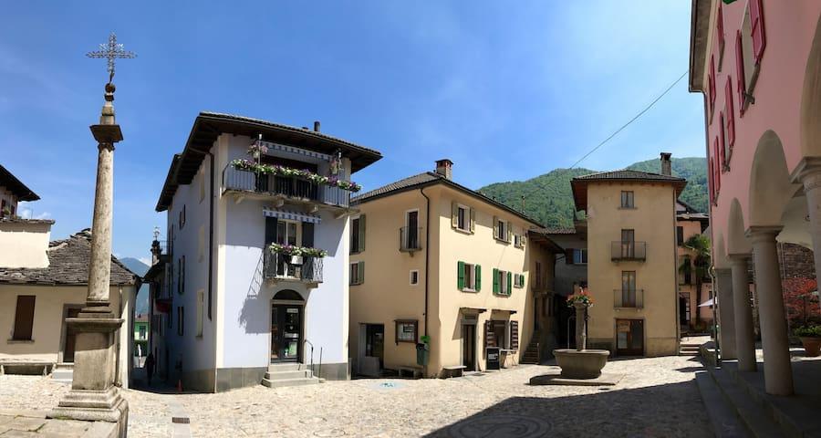 Charming Apartement