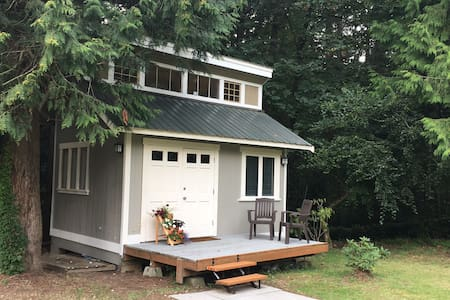 Woodinville Hollywood Hill Tiny House