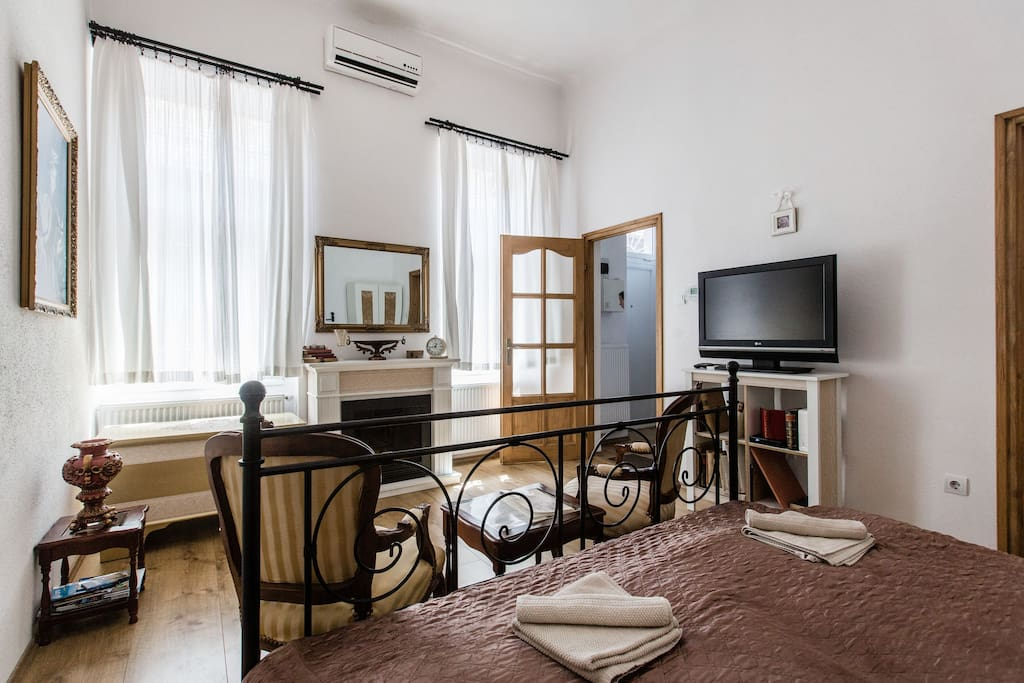 Apartment has also aircondition