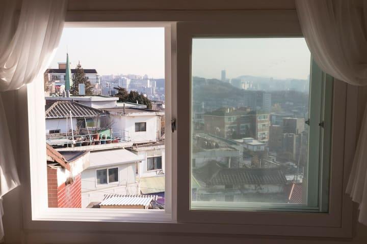 성북동 BLUEDOOR VIEW ROOM