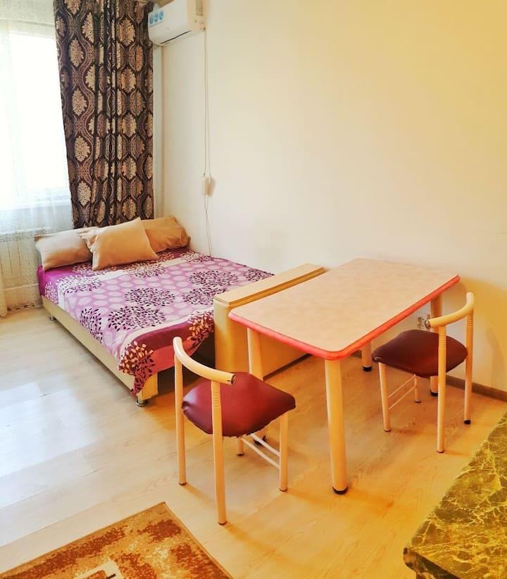 Милая Квартира в Центре Алматы
