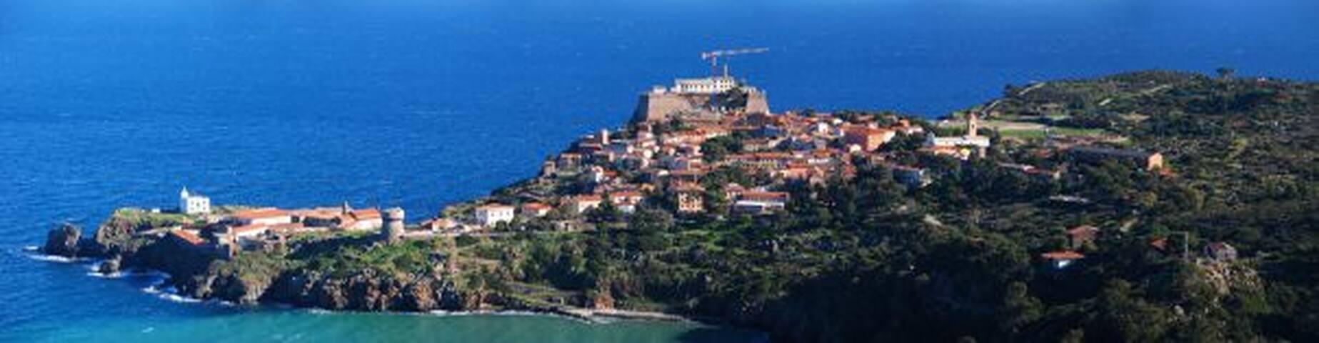 casa vacanza Arcipelago Toscano - Porto