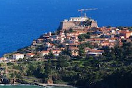 casa vacanza Arcipelago Toscano - Porto - Wohnung