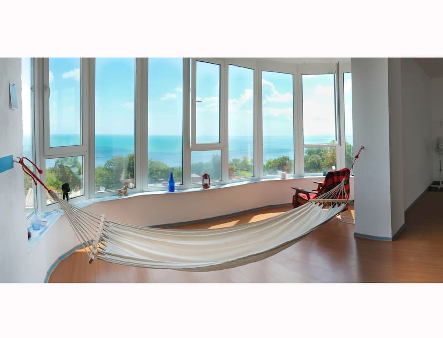 Hammock, sea and sunrise! - Appartements à louer à Одесса ...