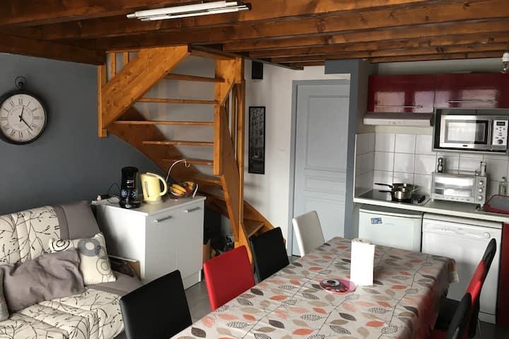 Maison de 4 à 7 personnes